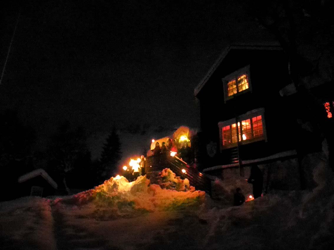 Nyttårsaften På Fjellet Bodø
