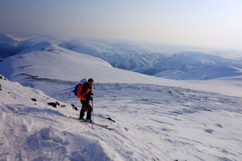 Randonnee and freeride courses/guiding, Hemsedal
