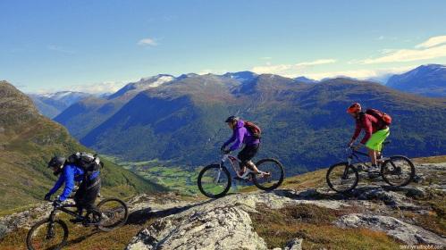 Fra Folven Sykkelfestival 2014