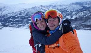 Godt nytt år fra  Tommy og Hanne